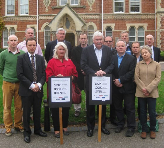 Uttlesford United Residents, a group from which some formed R4U