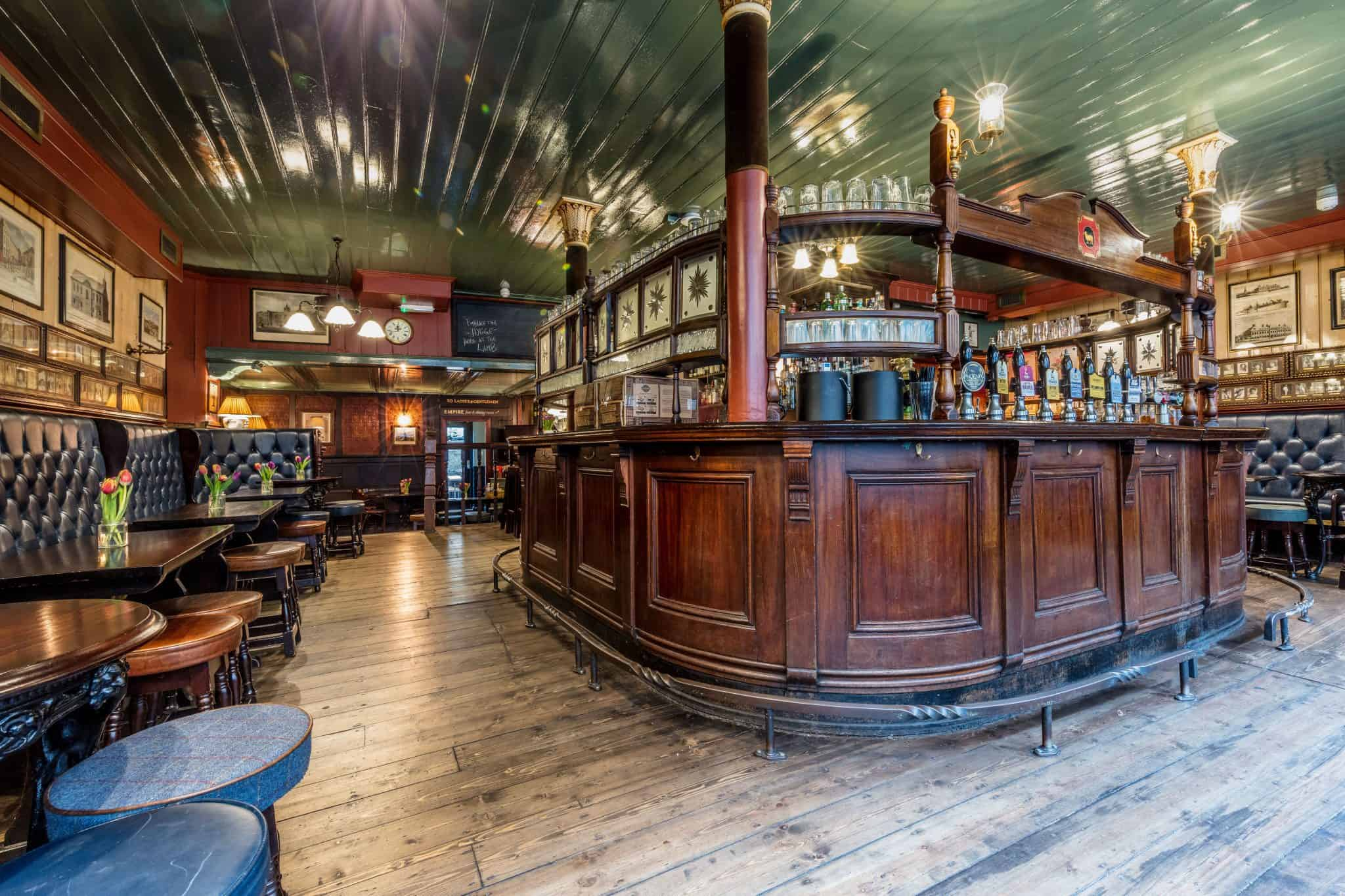 The Lamb Conduit Street best pubs in Central London