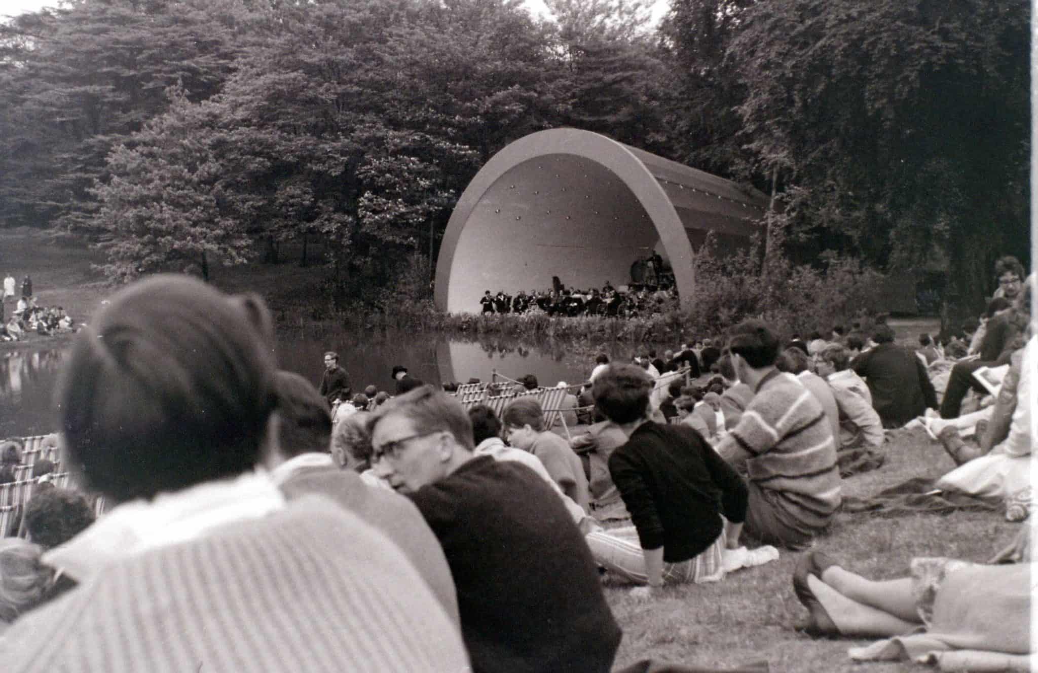 Classical at Crystal Palace Bowl, 1962
