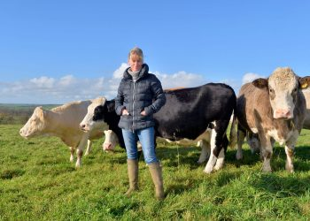 National Farmers' Union (NFU) president Minette Batters