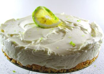 How To Make: No-bake Lemon Cheesecake