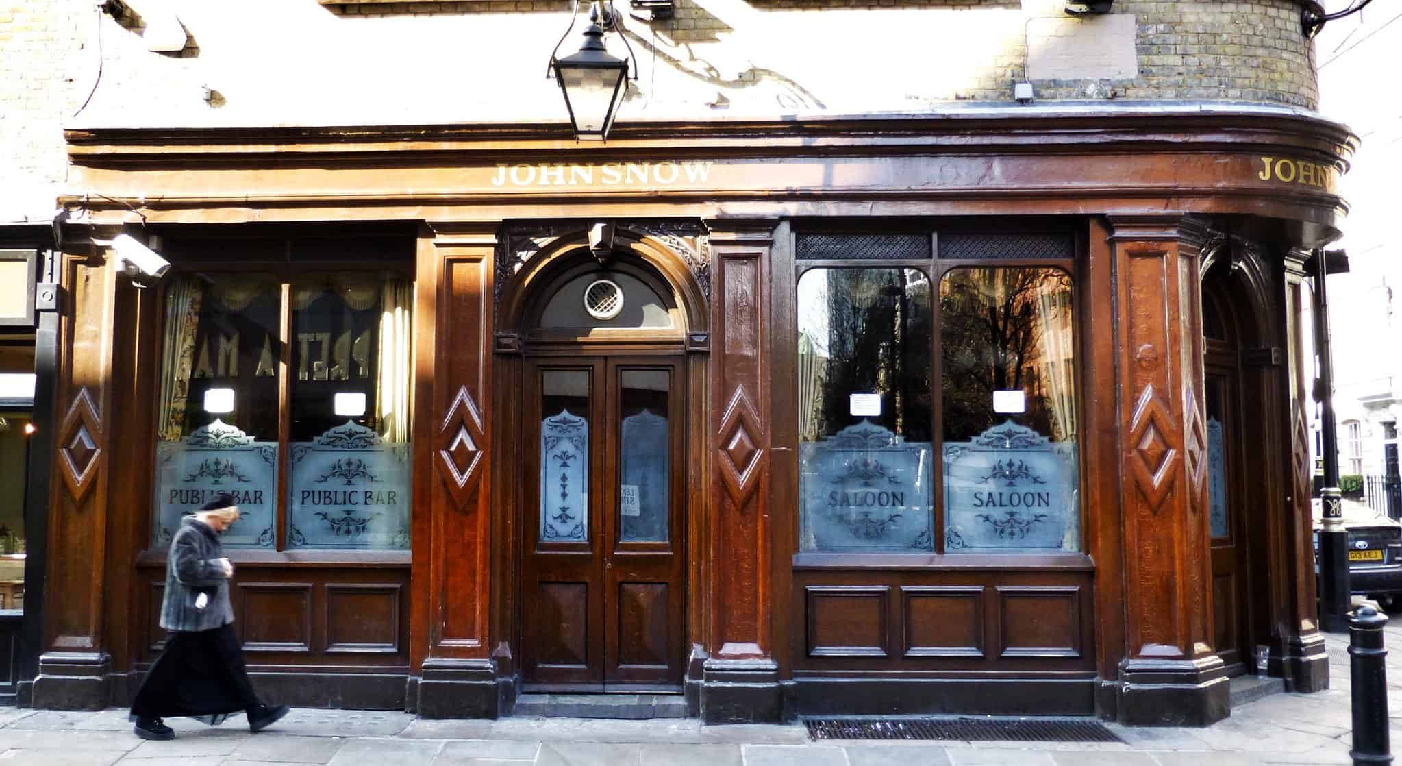 John Snow best pubs in central London | Photo: Esther Simpson / Flickr
