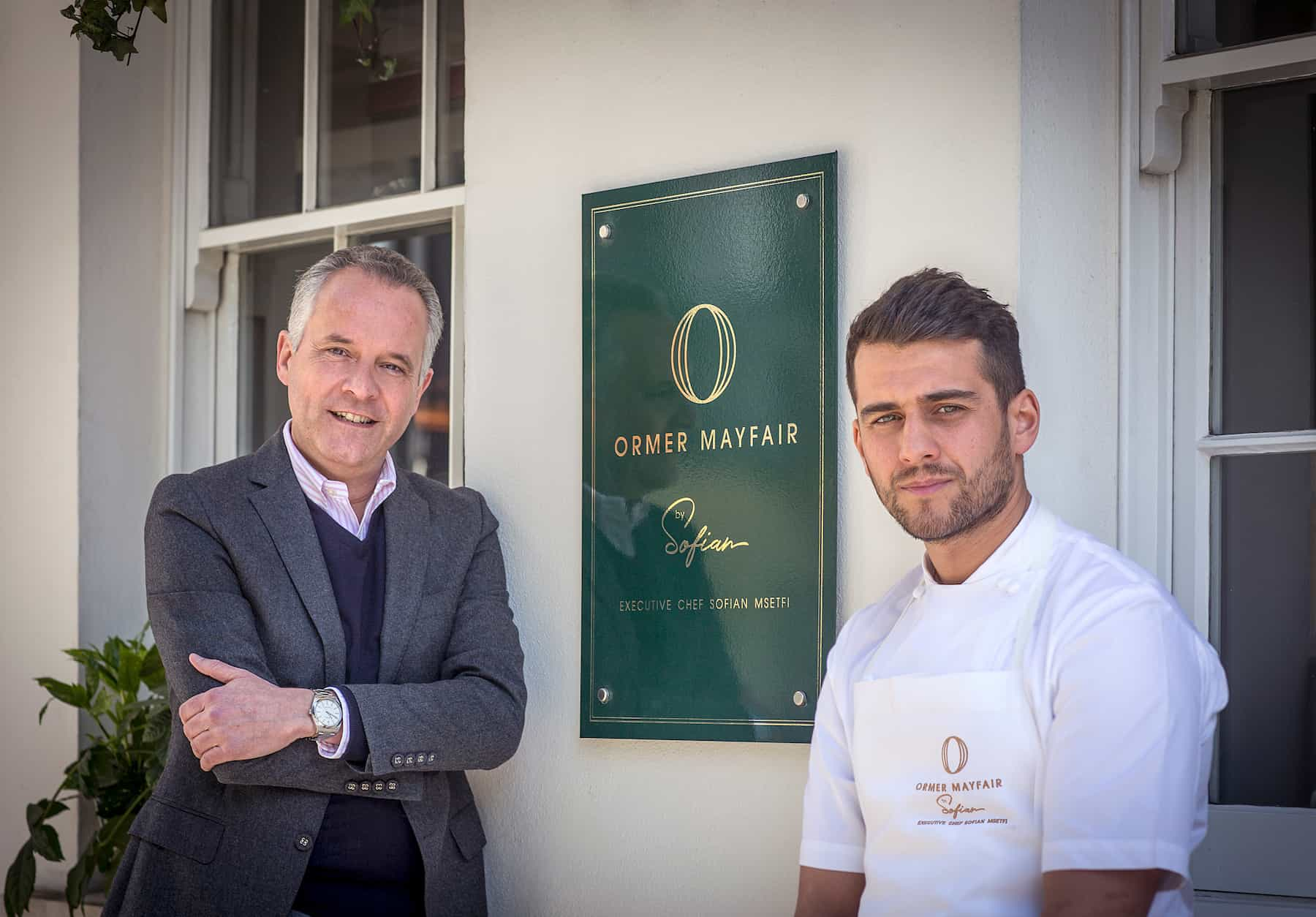 Ormer Mayfair  London's best Restaurants reopening 17th May indoor dining