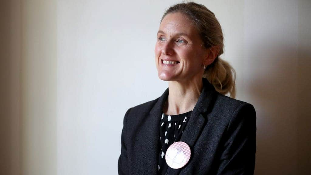 Sister of Jo Cox throws her hat into the ring for the Batley and Spen by-election