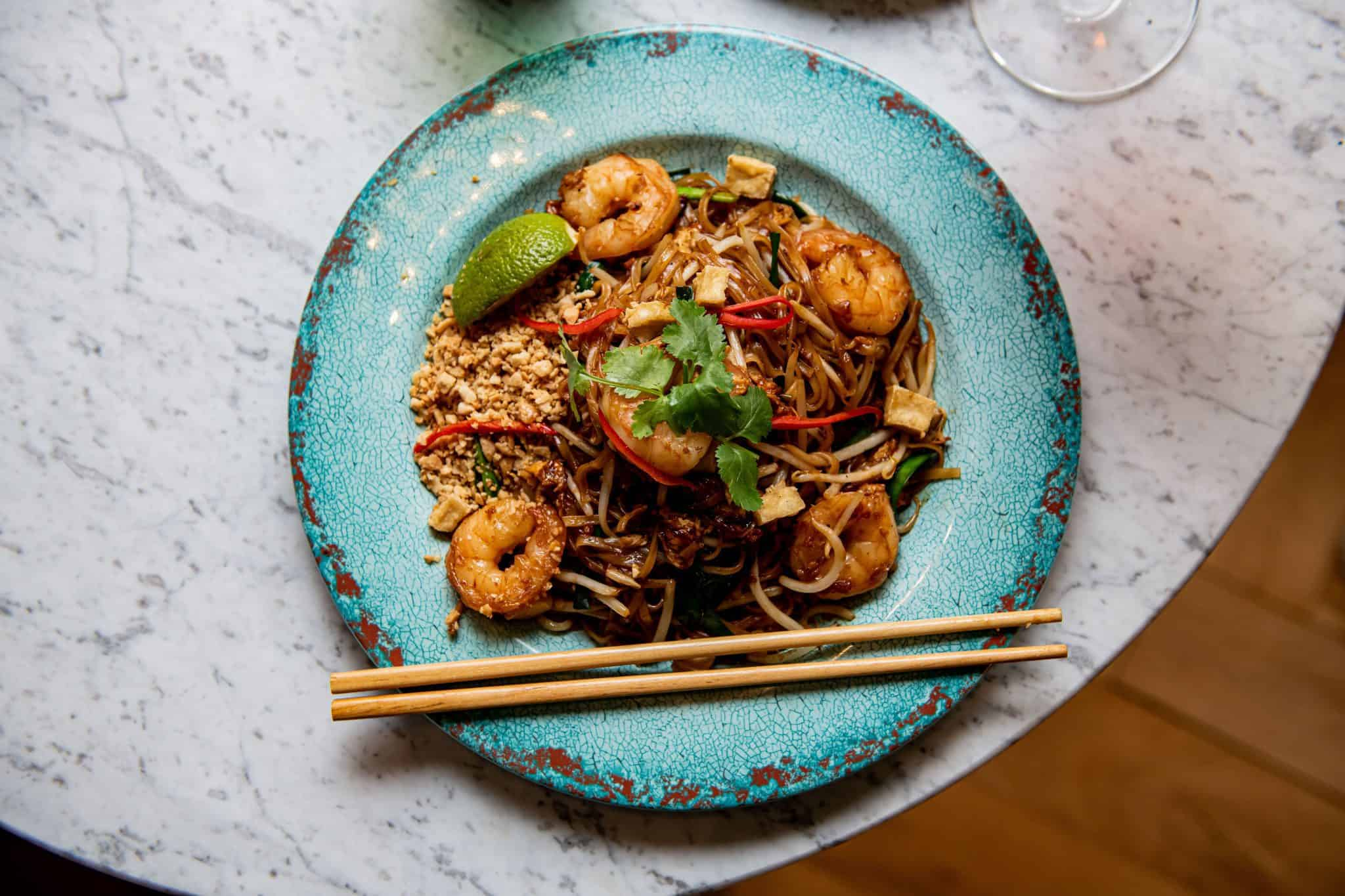 Rosa's Pad Thai London's best Restaurants reopening 17th May indoor dining