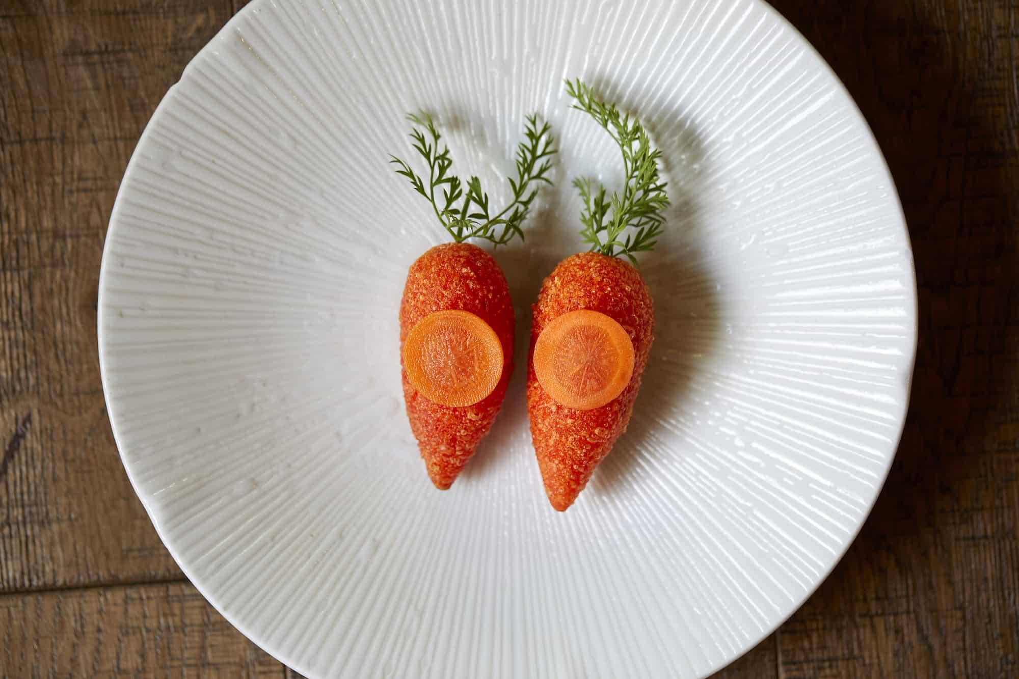 A.Wong Rabbit Dumplings   Photo: © David Cotsworth