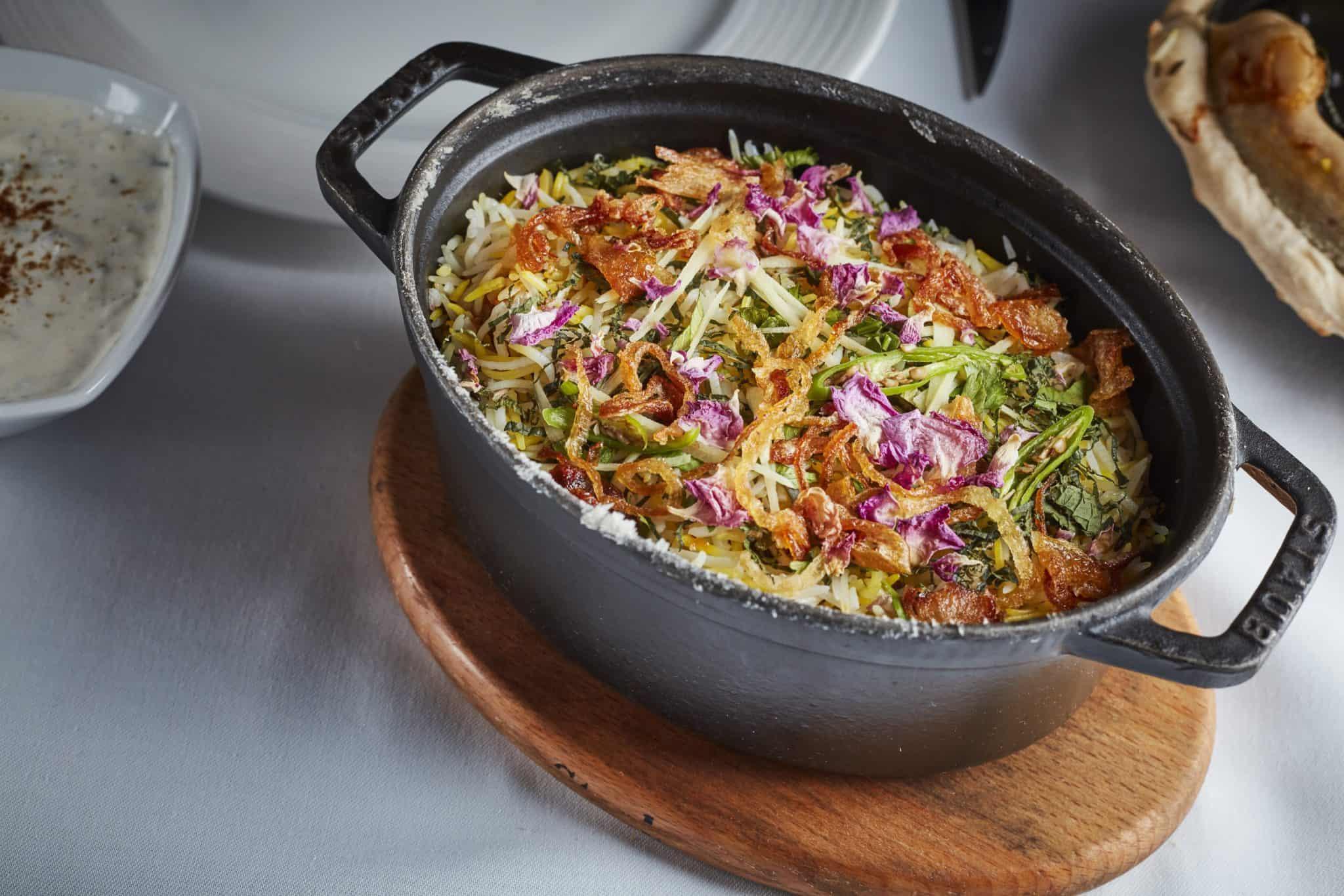 Benares  London's best Restaurants reopening 17th May indoor dining