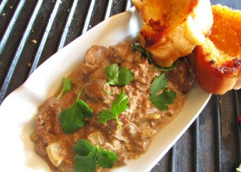 How To Make: Creamy Chicken Livers