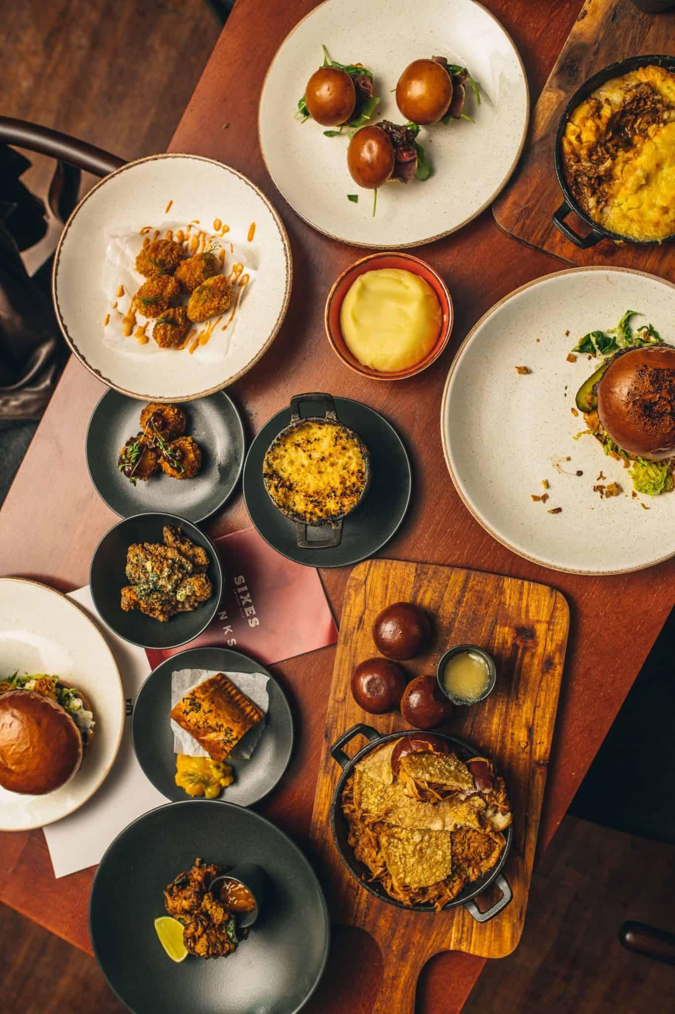 Sixes Cricket Summer Menu London's best new restaurant openings