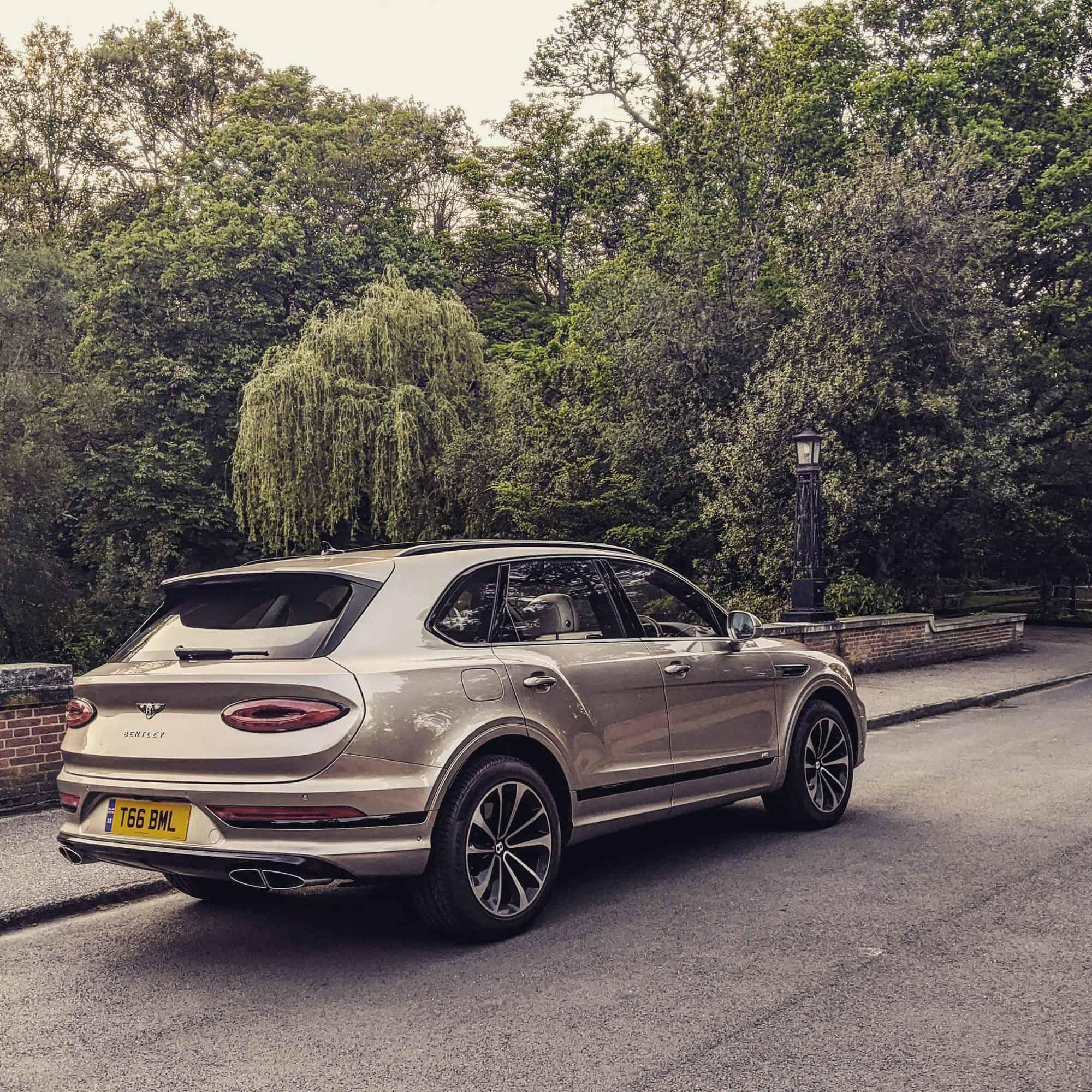 TLE drives: The Bentley Bentayga