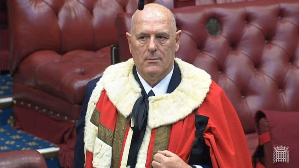 Billionaire donated £500k to the Tory Party just days after joining House of Lords