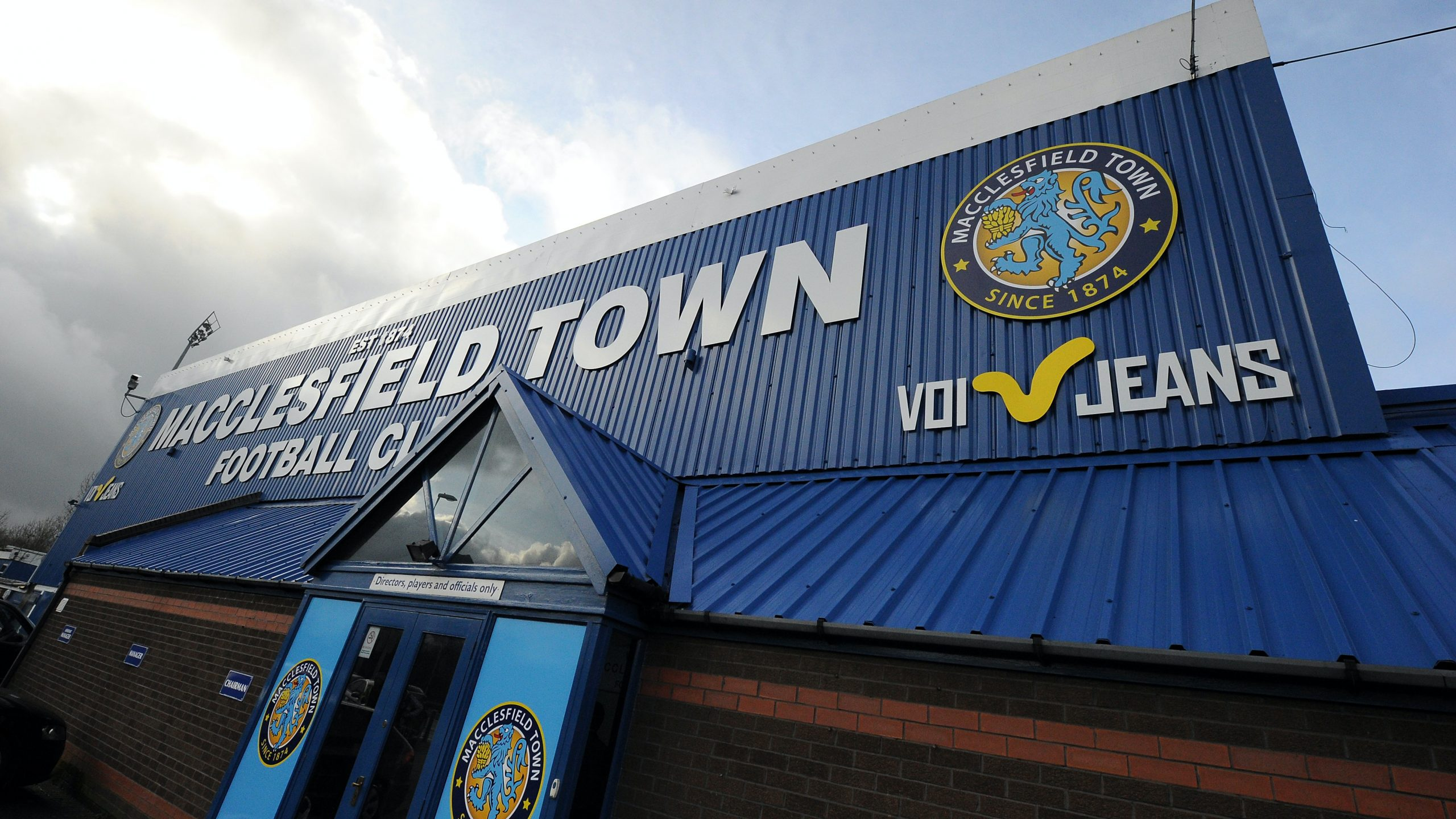 macclesfield town - photo #1