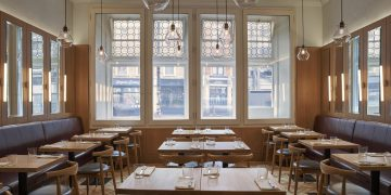 Townsend restaurant