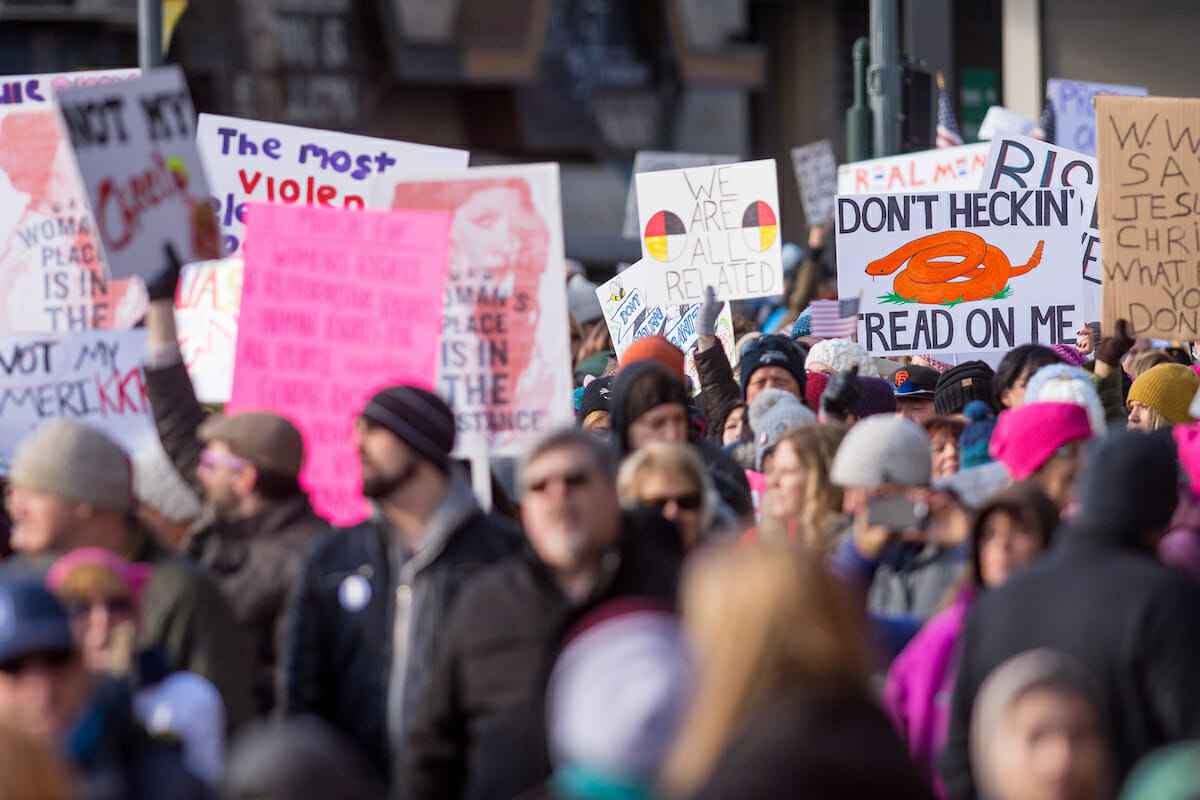 Reno Women's March