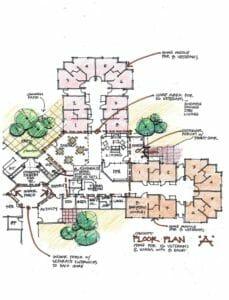 Veterans Home Floor Plan