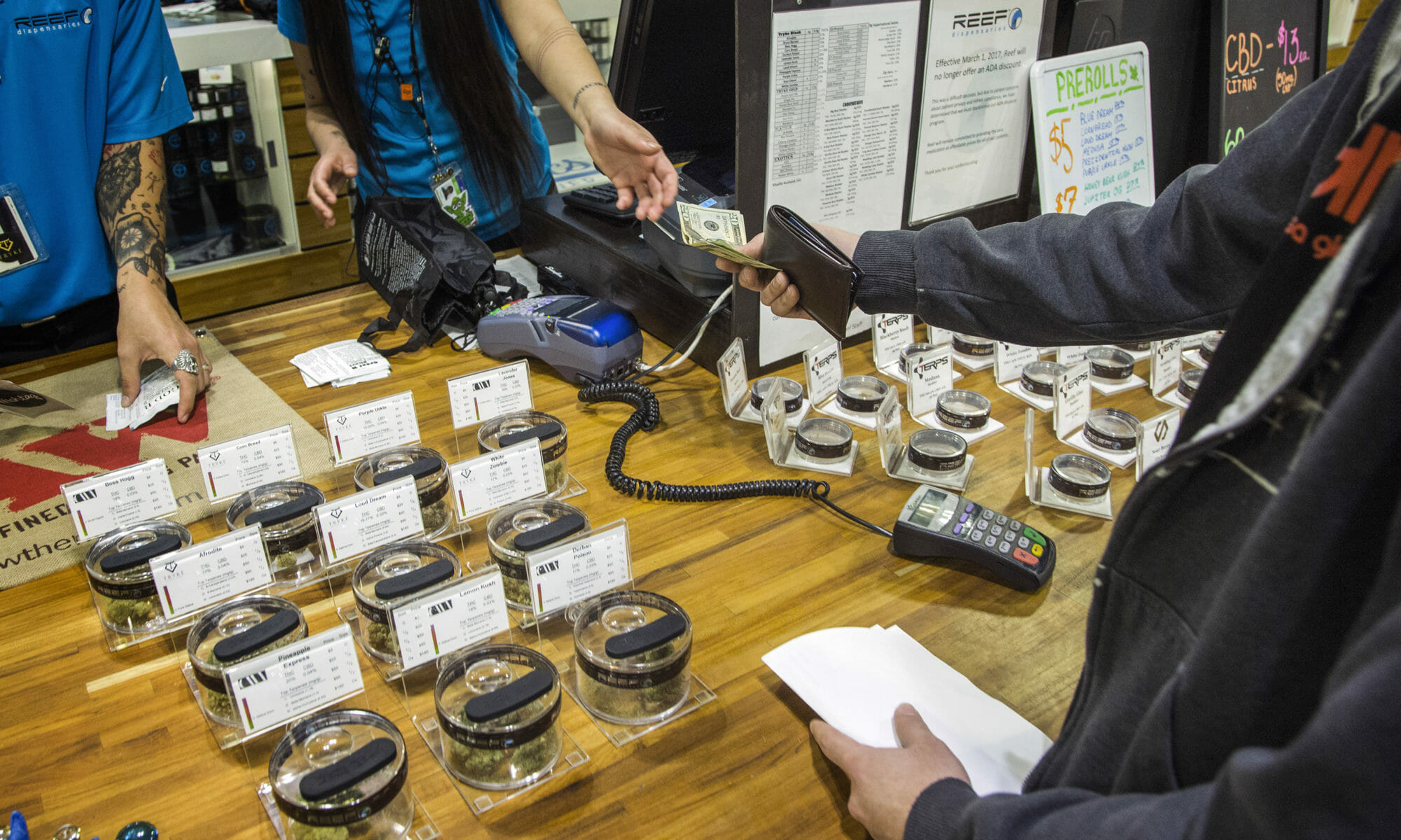 11 marijuana businesses sue, arguing state 'arbitrarily' issued dispensary licenses, lack of transparency could be hiding corruption