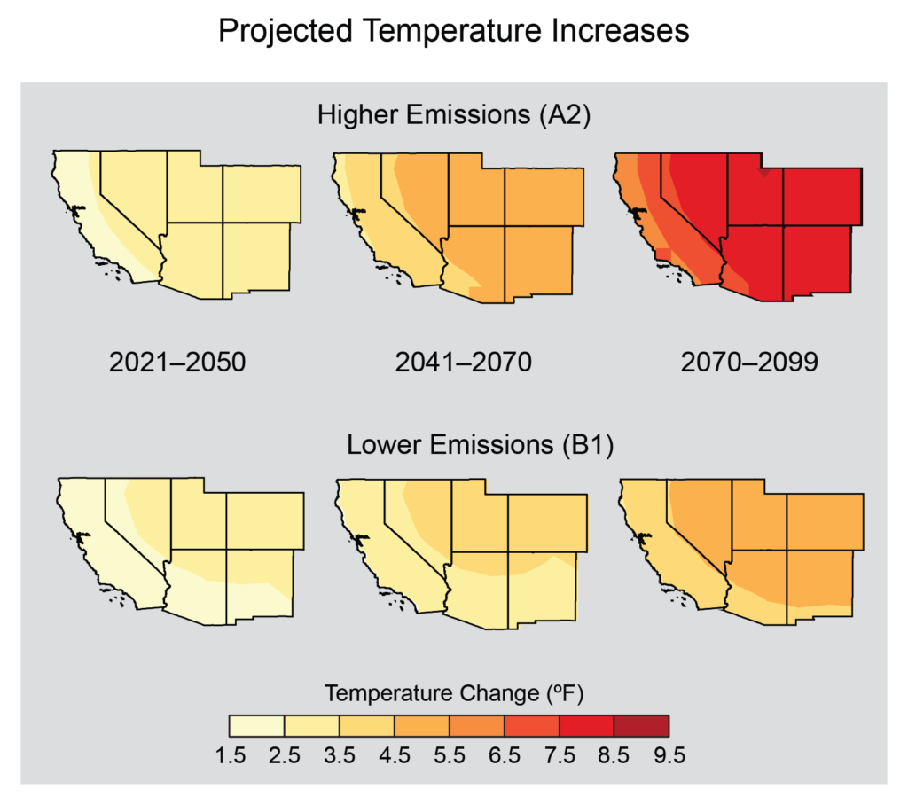 This Summer Was Nevada S Hottest On Record