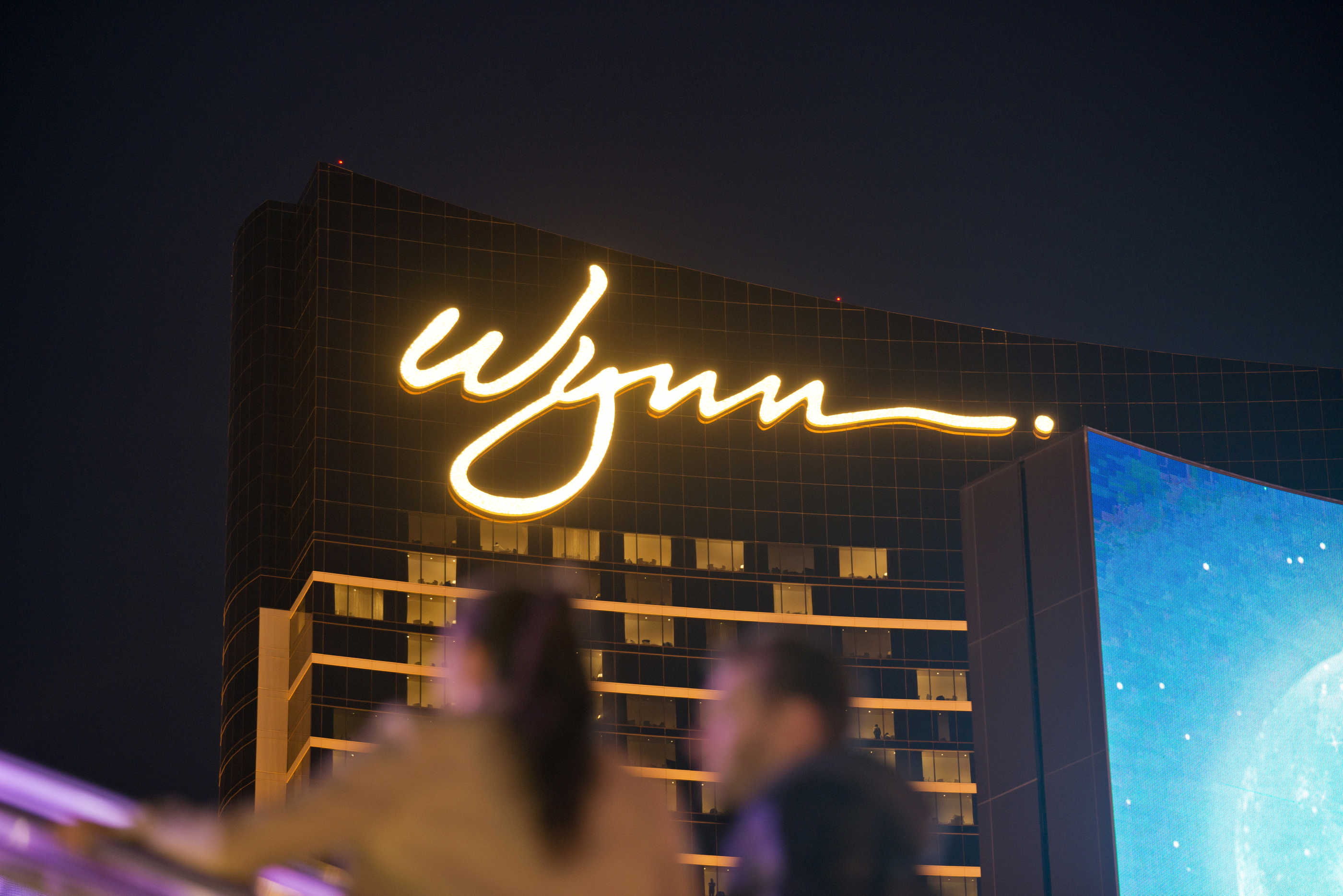 A photo of Wynn Resorts in Las Vegas