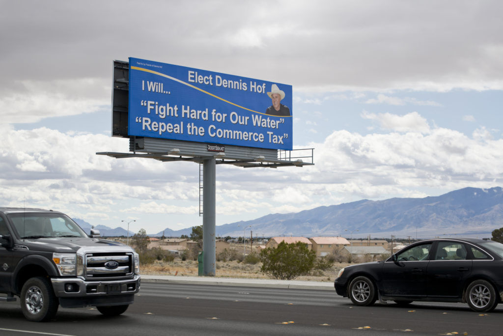 State water ruling sparks fear, misinformation in Nye County