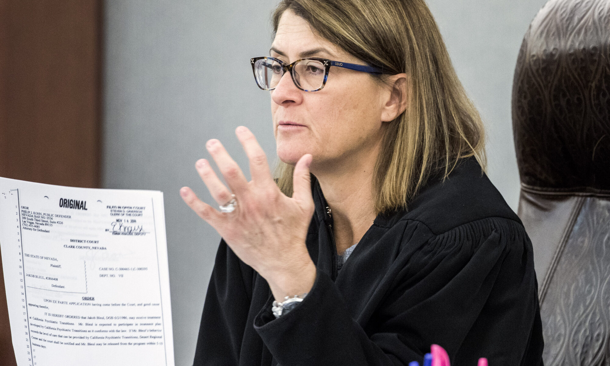 Cortez Masto, Rosen praise Trump's intention to nominate Togliatti to federal bench