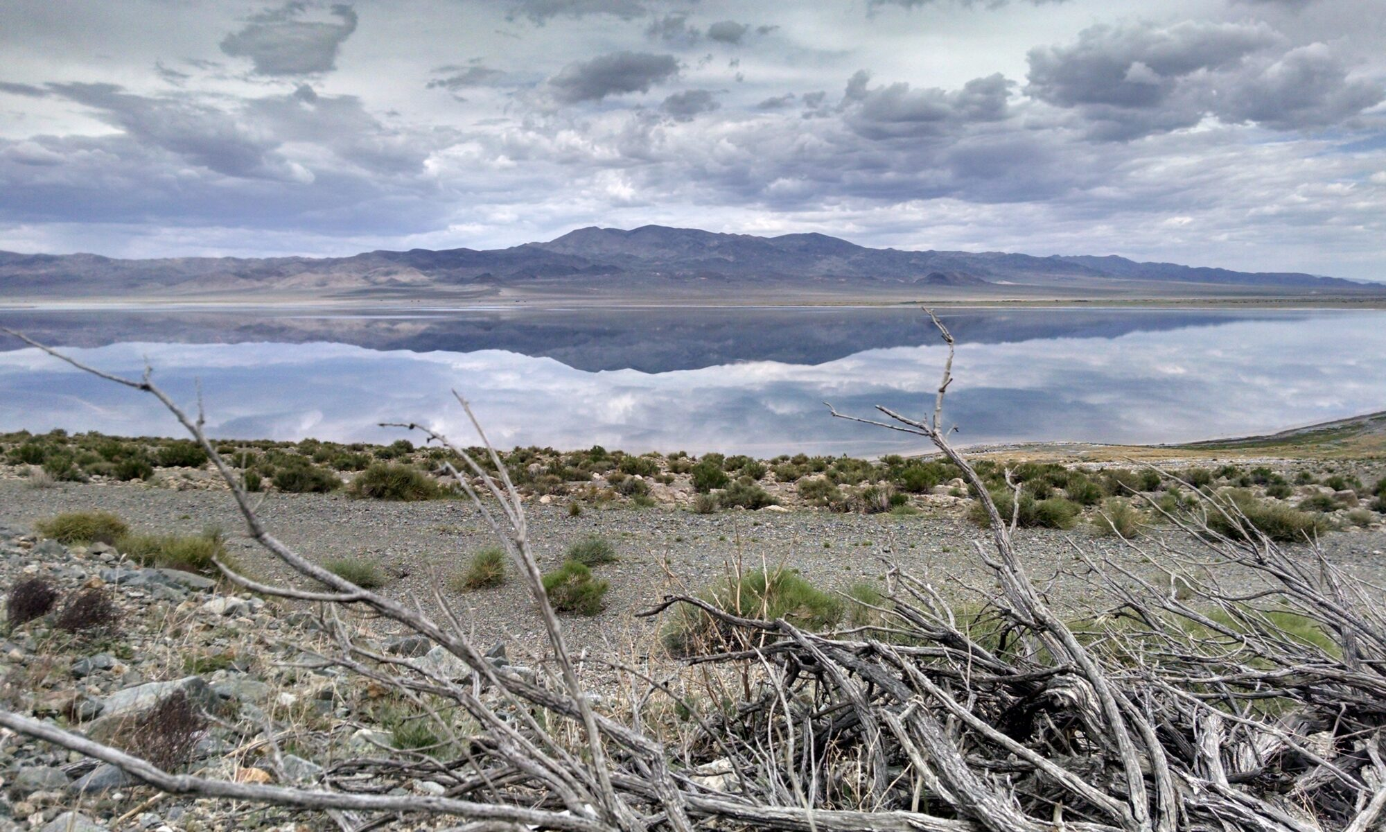 Photo of Walker Lake, Nevada