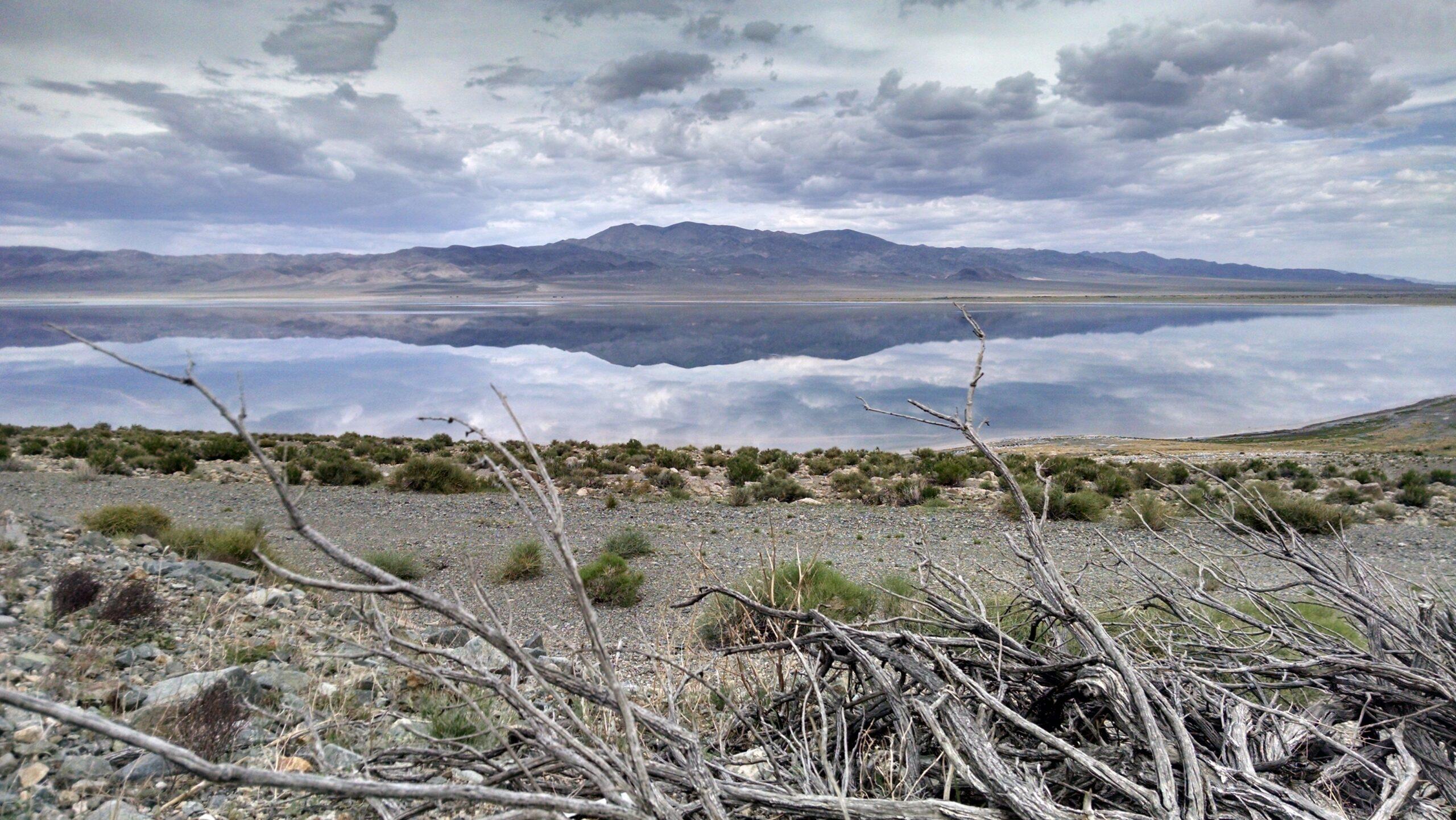 Photo of Walker Lake, Nevada