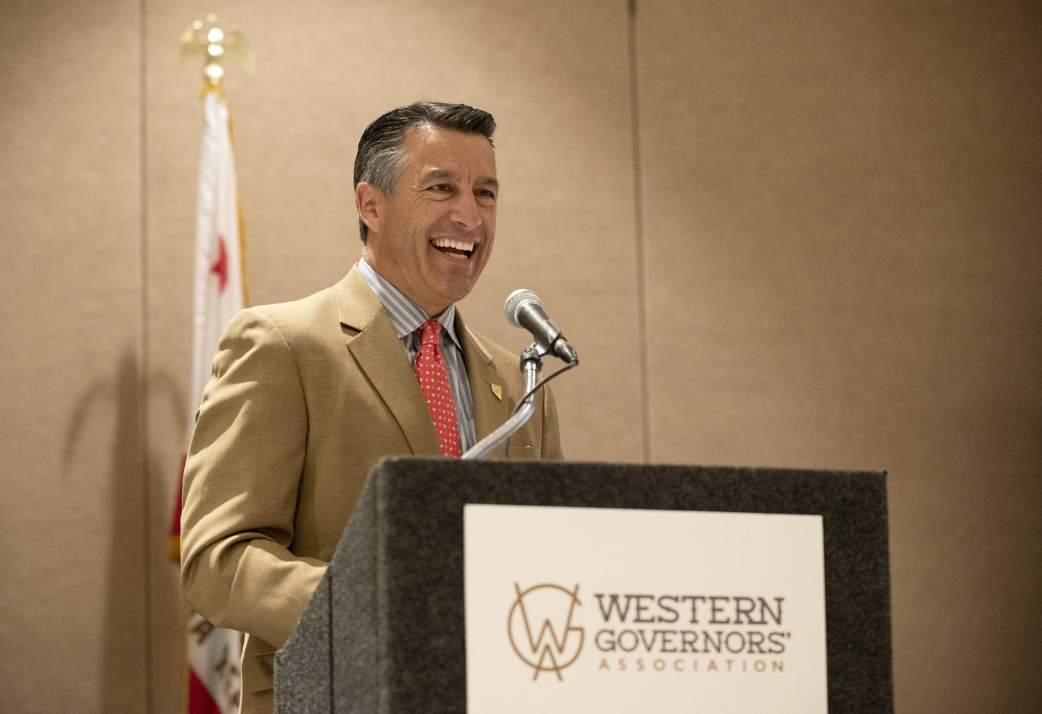 Sandoval details his opposition to DOE plan to store plutonium in Nevada