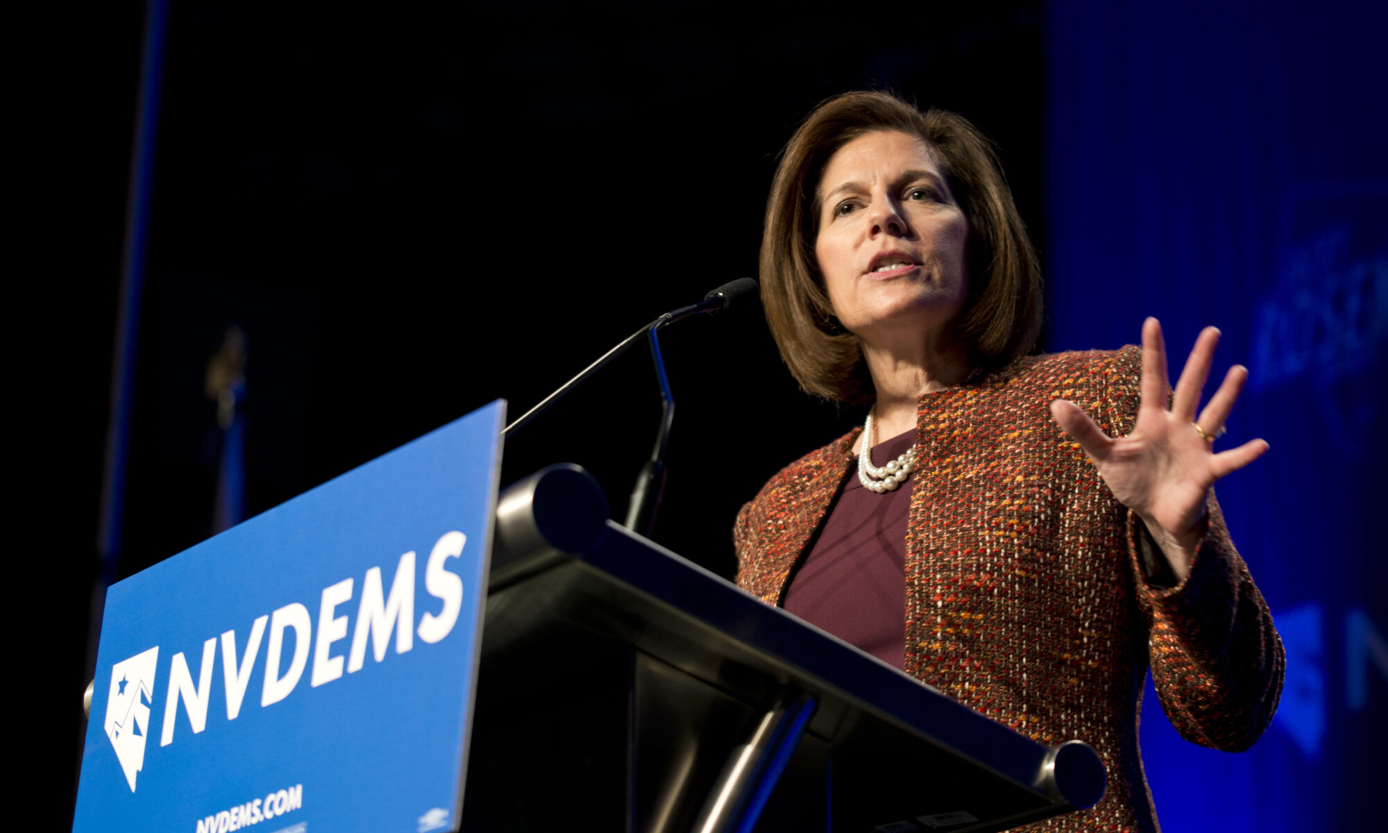 Cortez Masto: Nevada Latino votes up for grabs among 2020 Democratic presidential candidates