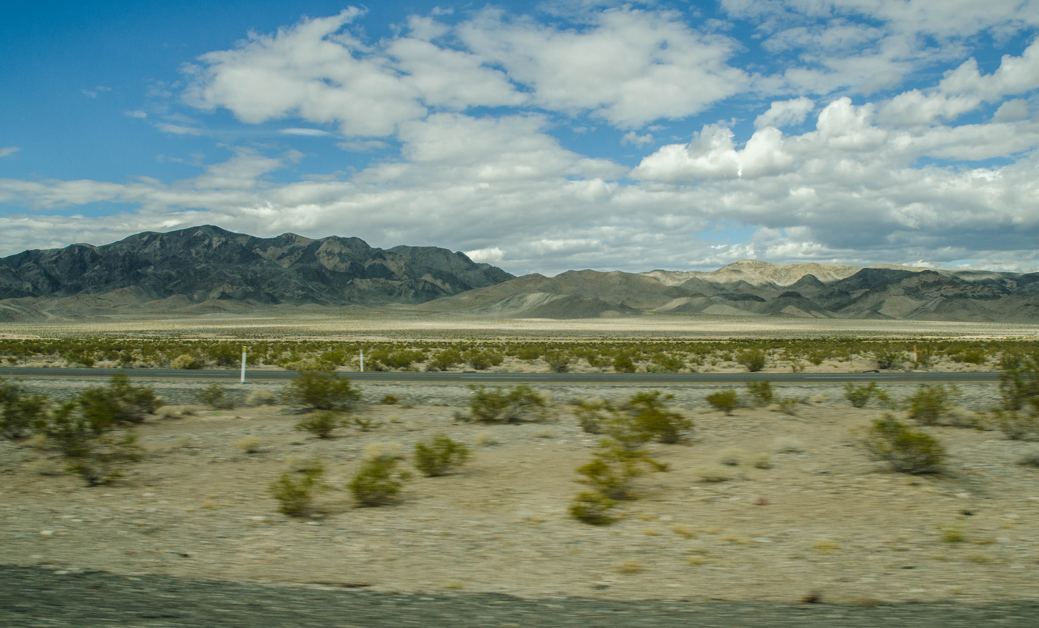 Nevada National Security Site. Photo by Wayne Hsieh via Creative Commons