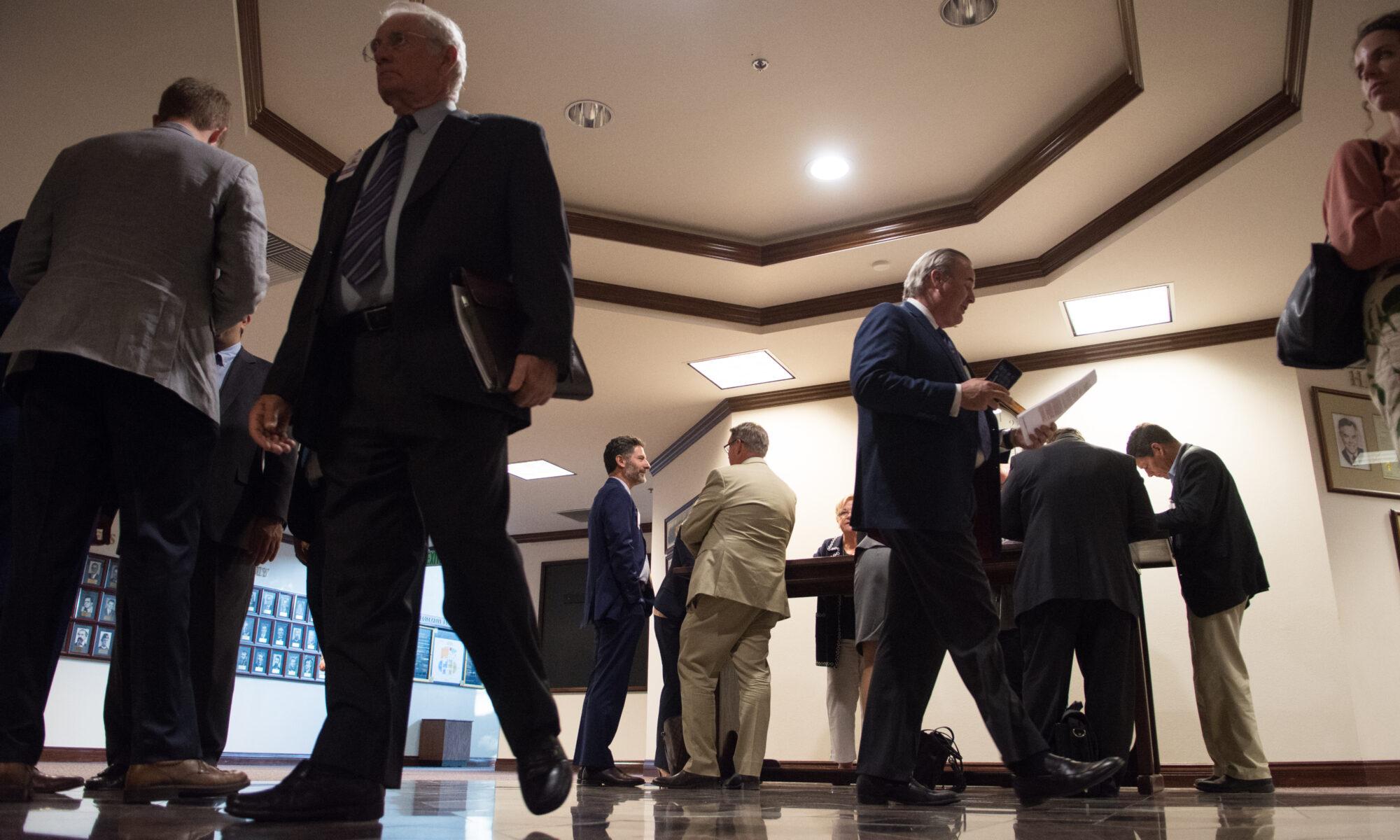 Counties, cities spent millions lobbying the Legislature