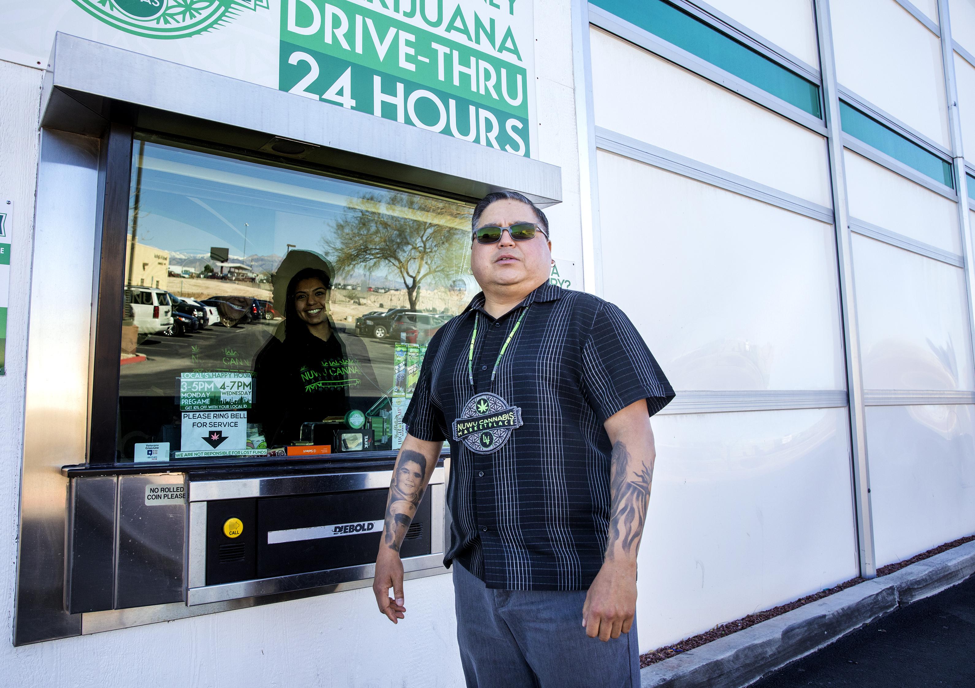 Las Vegas Paiutes thrive in legalized marijuana market