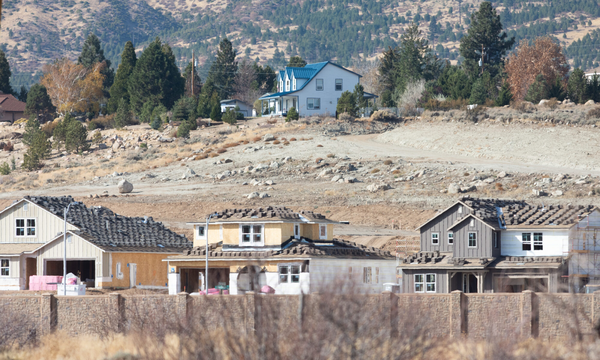 Washoe County must free up land to solve housing supply shortage