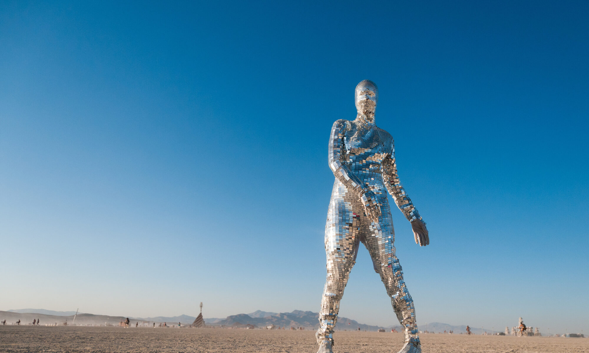 Liberating aliens, burning men, and the glory of our freedom to be silly