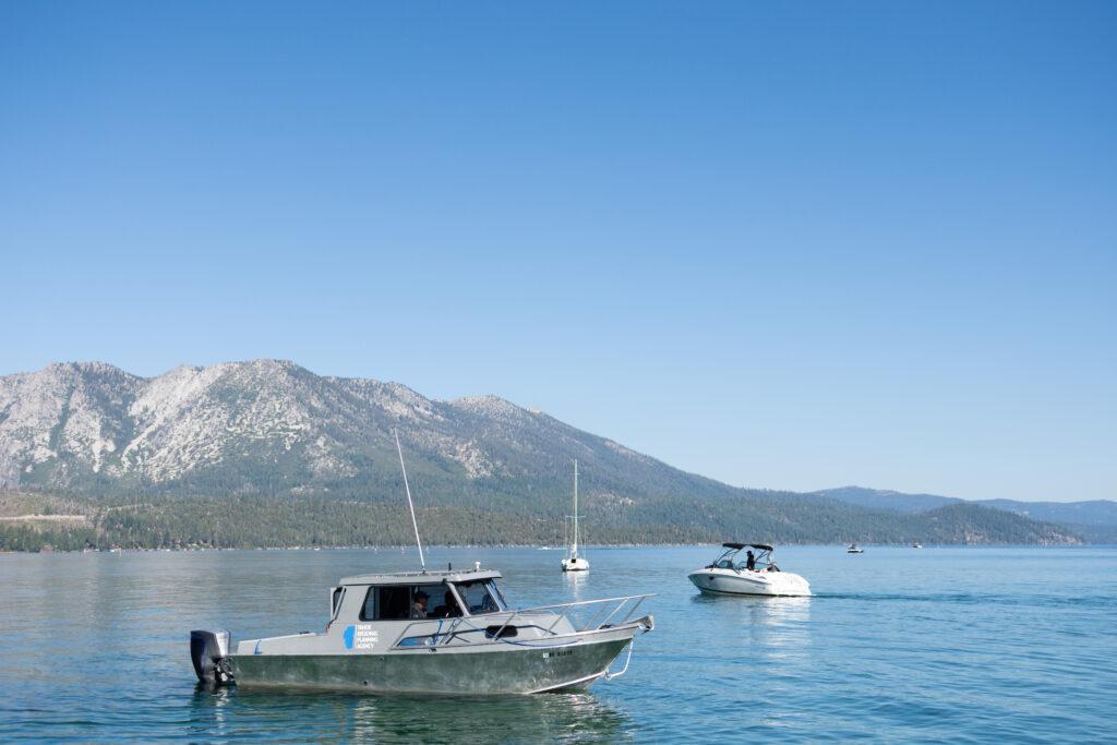 Cortez Masto, Sisolak stress climate change in Tahoe Summit speeches