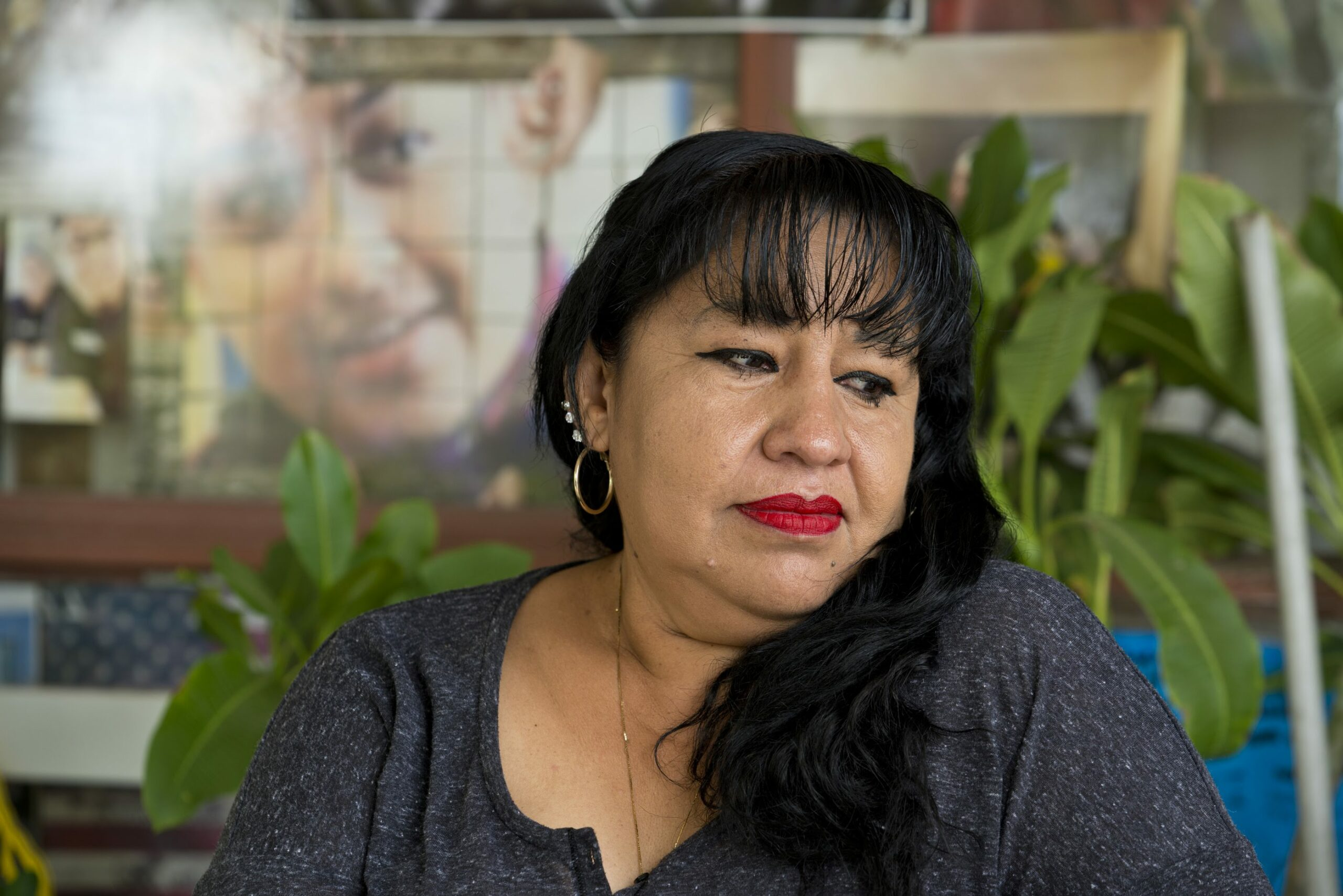 Angelica Cervantes, mother of Erick Silva who died during the October 1, 2017 Route 91 Harvest Festival shooting