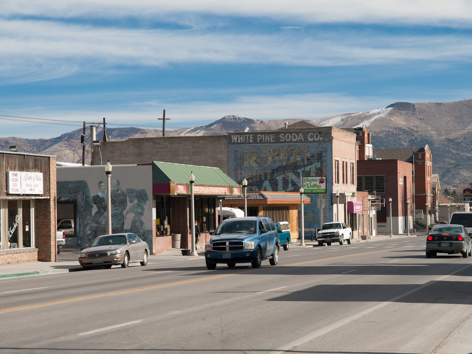 Downtown Ely, Nevada