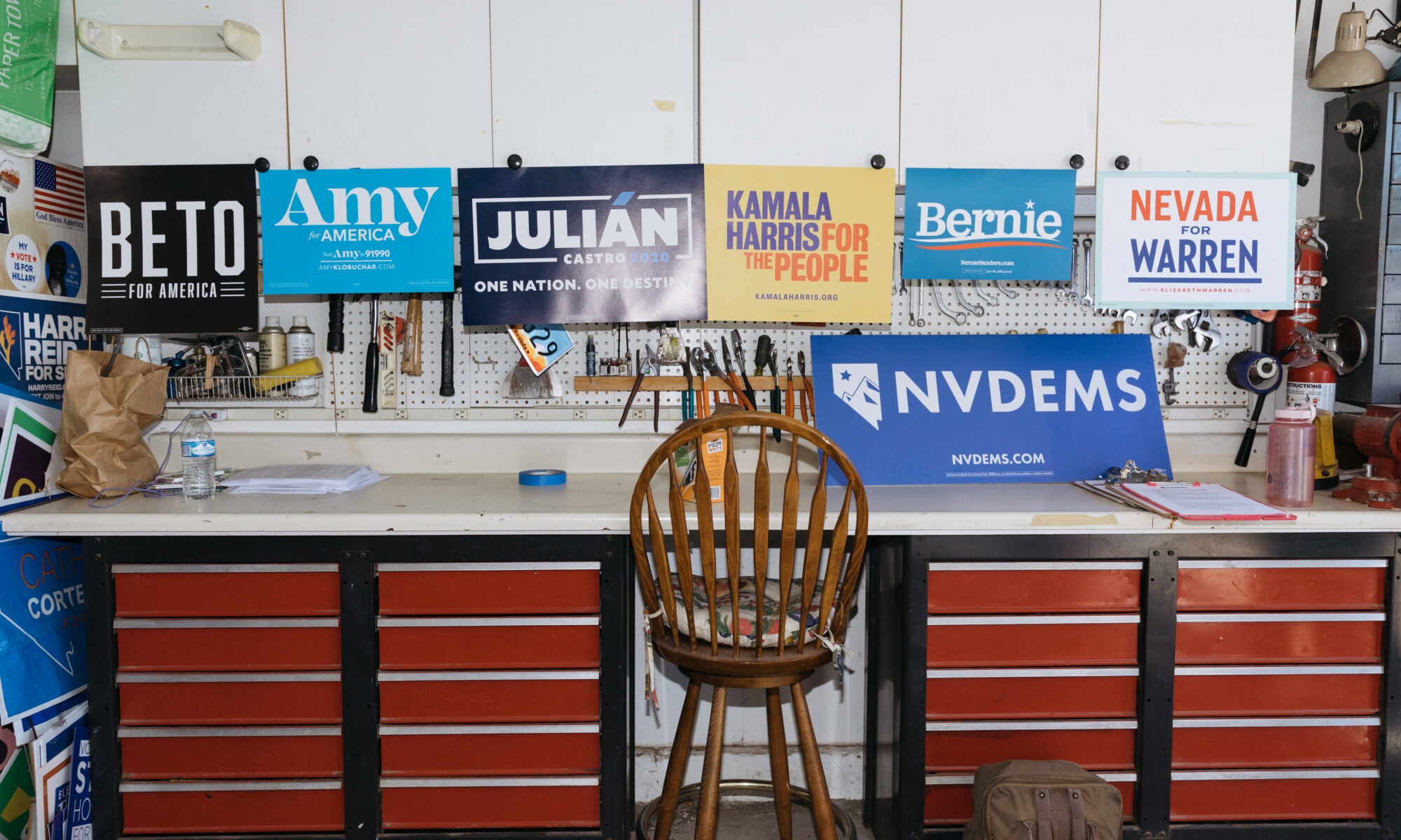 Nevada Democrats to announce nearly 80 sites, including Culinary headquarters, to vote early in caucus