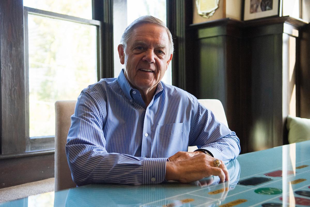 Wynn Resorts Chairman Phil Satre
