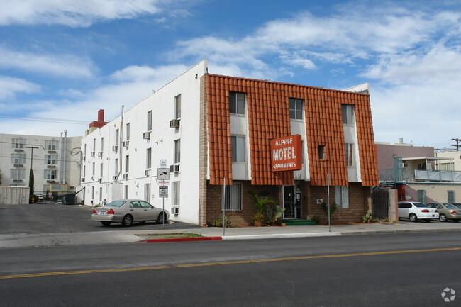 The Alpine Motel Apartments