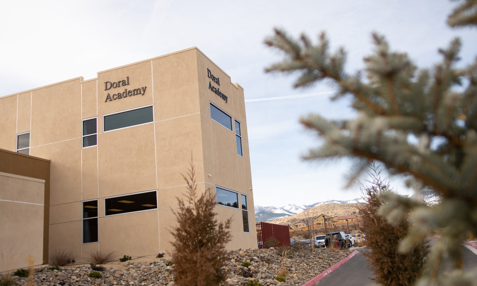 The Doral Academy of Northern Nevada building