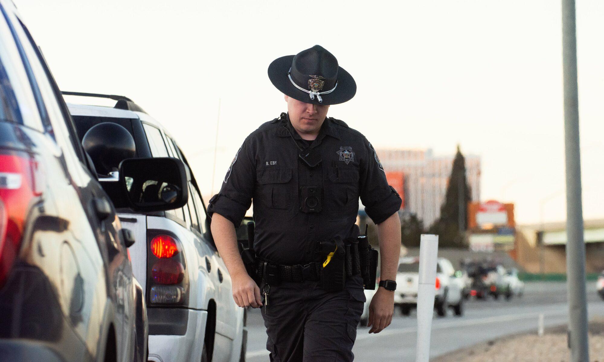 Trooper Brian Eby traffic stop