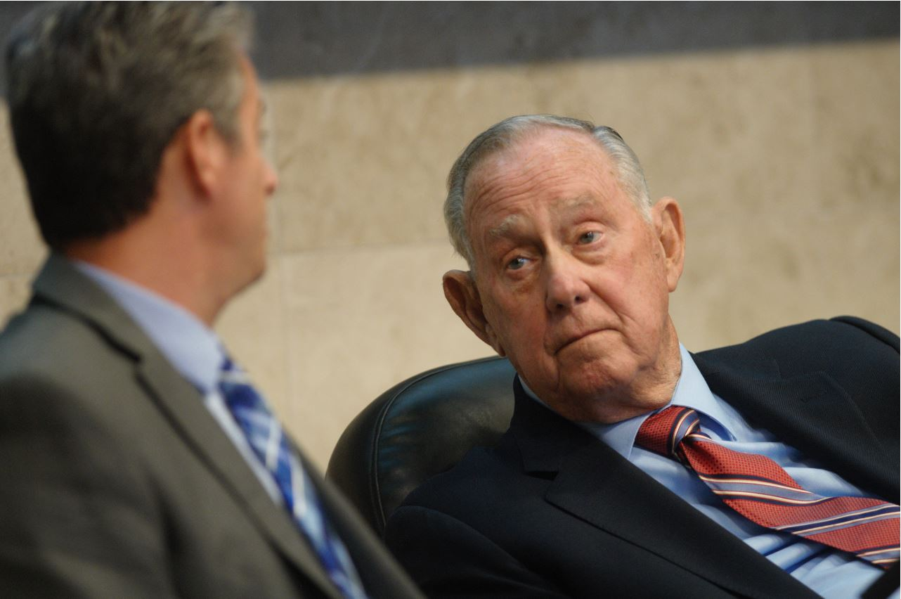 Reno Mayor Bob Cashell