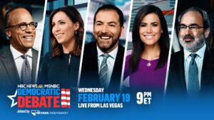 2020 Democratic Presidential Debate