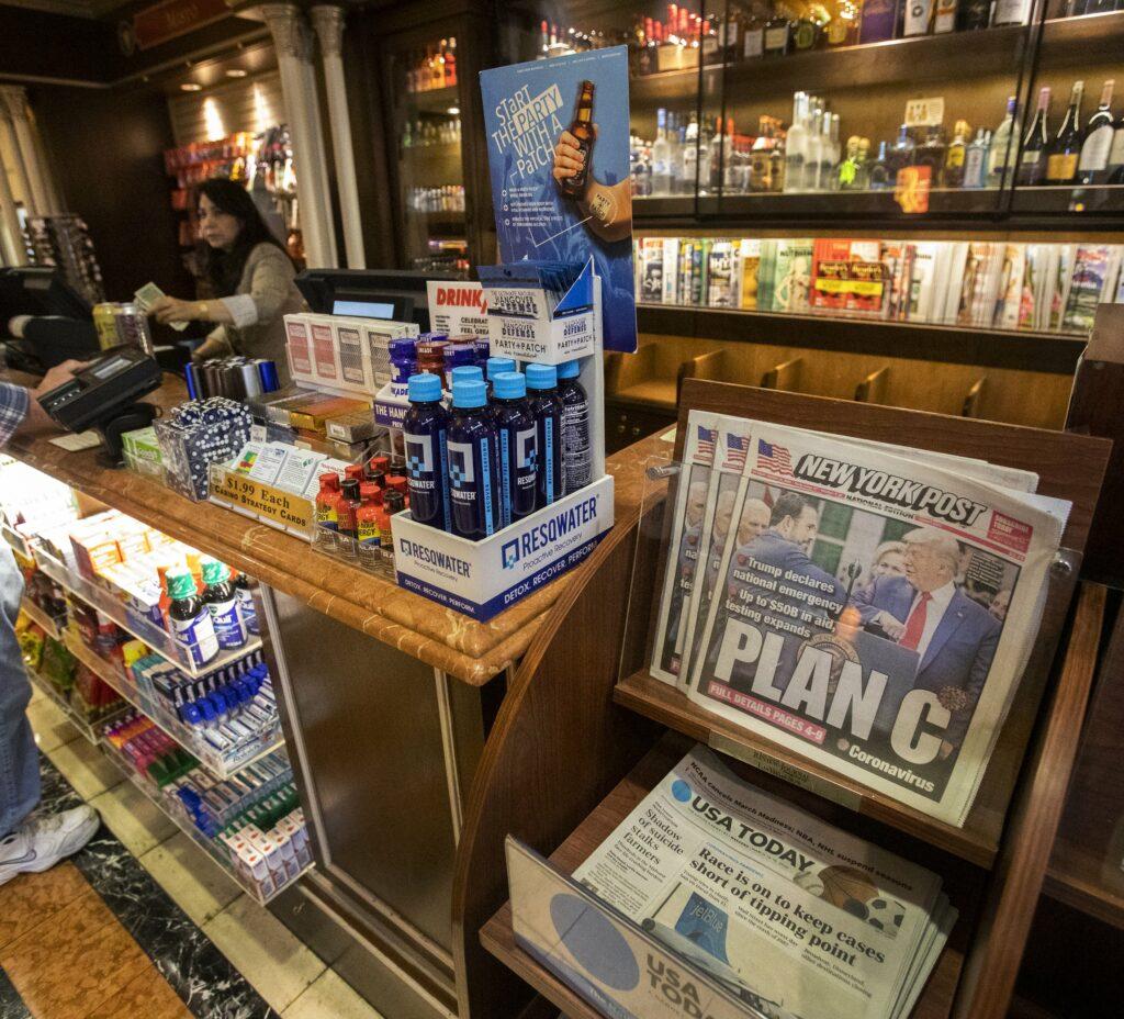 Coronavirus hits the Las Vegas Strip as Wynn, MGM suspend operations