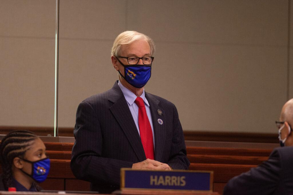 State Senator David Parks