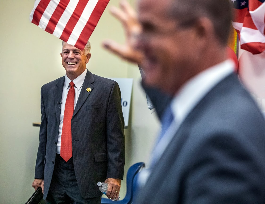 Republican gubernatorial candidate Lombardo asserts role in 10,000 deportations - The Nevada Independent