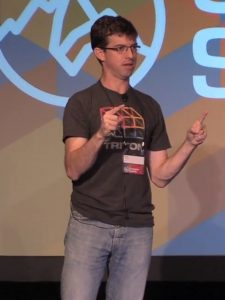 """""""Docker is doing to applications what apps did to TAR. We've up-leveled our thinking, allowing developers to think operationally"""" -- Bryan Cantrill, Joyent"""