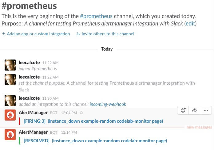 prometheus-slack-integration