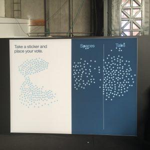 Devs vote at the Watson Developer Conference in SF