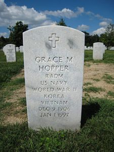 gracehoppergrave